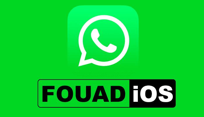 Fouad iOS WhatsApp