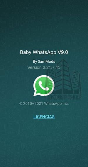 Baby WhatsApp 9.0