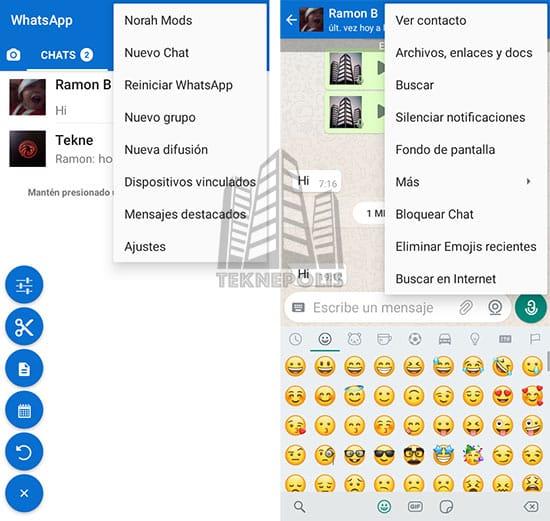 NM WhatsApp