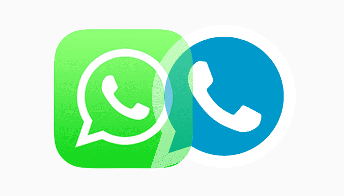 WhatsApp estilo iPhone en Android 2021