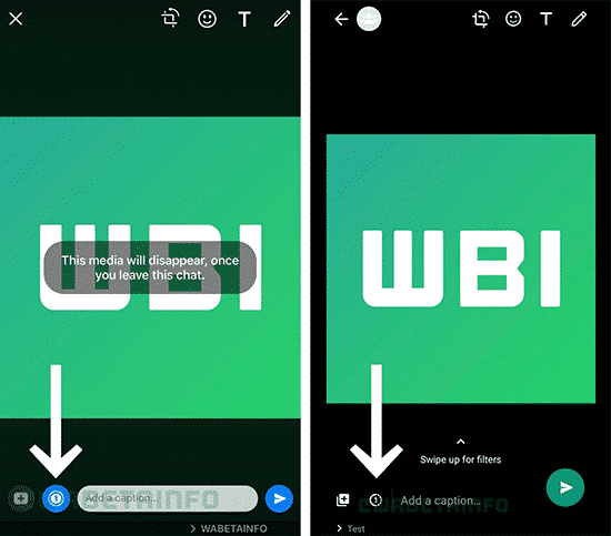 WhatsApp nueva función de fotos que se autodestruyen