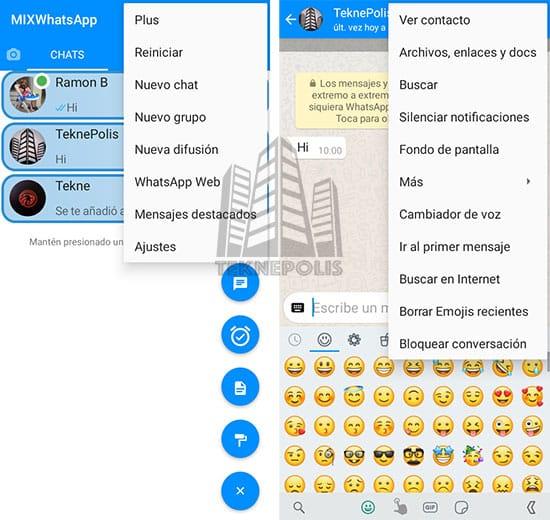 WhatsApp Mix imagen 01