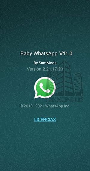 Baby WhatsApp 11.0