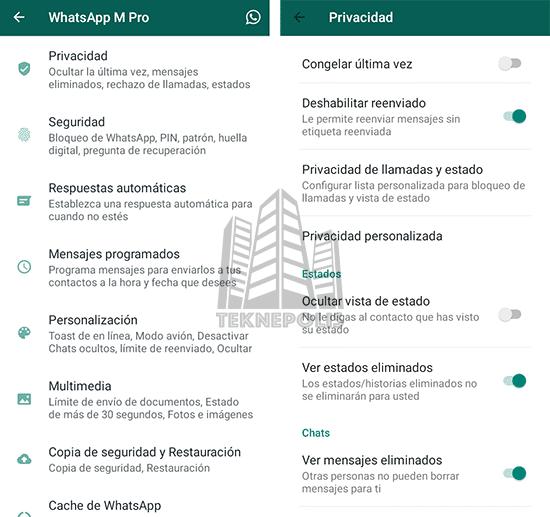 WhatsApp M Pro imagen 02