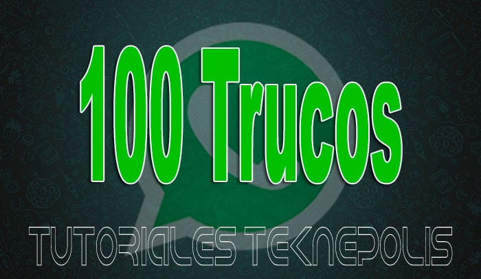Trucos WhatsApp para Android